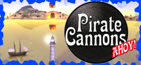 Pirate Cannons AHOY!