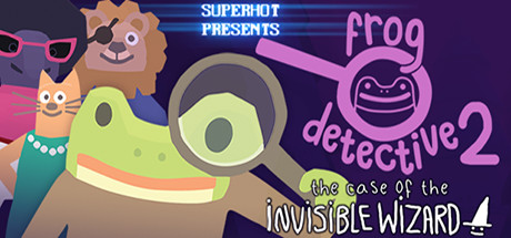 Frog Detective 2: The Case of the Invisible Wizard