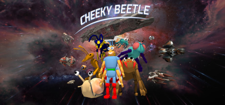 Cheeky Beetle And The Unlikely Heroes