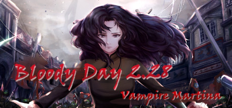 Vampire Martina-Bloody Day 228