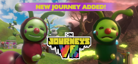 Cartoon Network Journeys VR