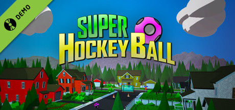 Super Hockey Ball Demo