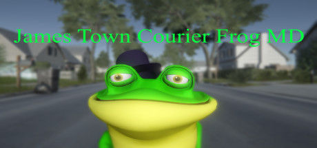 James Town Courier Frog MD
