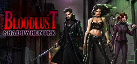 BloodLust Shadowhunter