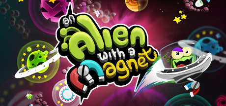 An Alien with a Magnet