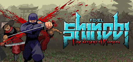 Pixel Shinobi: Nine demons of Mamoru