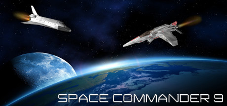 SPACE COMMANDER 9
