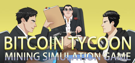 Bitcoin Tycoon - Mining Simulation Game