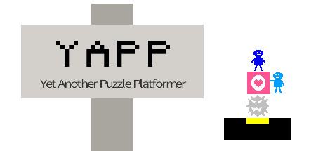 YAPP: Yet Another Puzzle Platformer