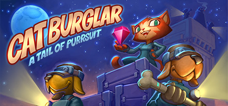 Cat Burglar: A Tail of Purrsuit