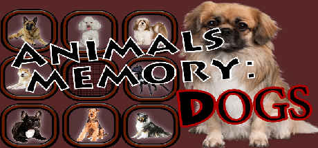 Animals Memory: Dogs