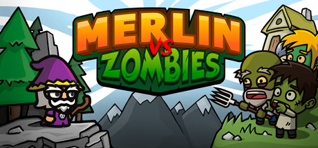 Merlin vs Zombies
