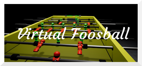 Virtual Foosball