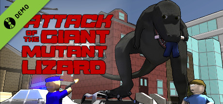 Attack of the Giant Mutant Lizard Demo
