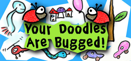 Your Doodles Are Bugged!